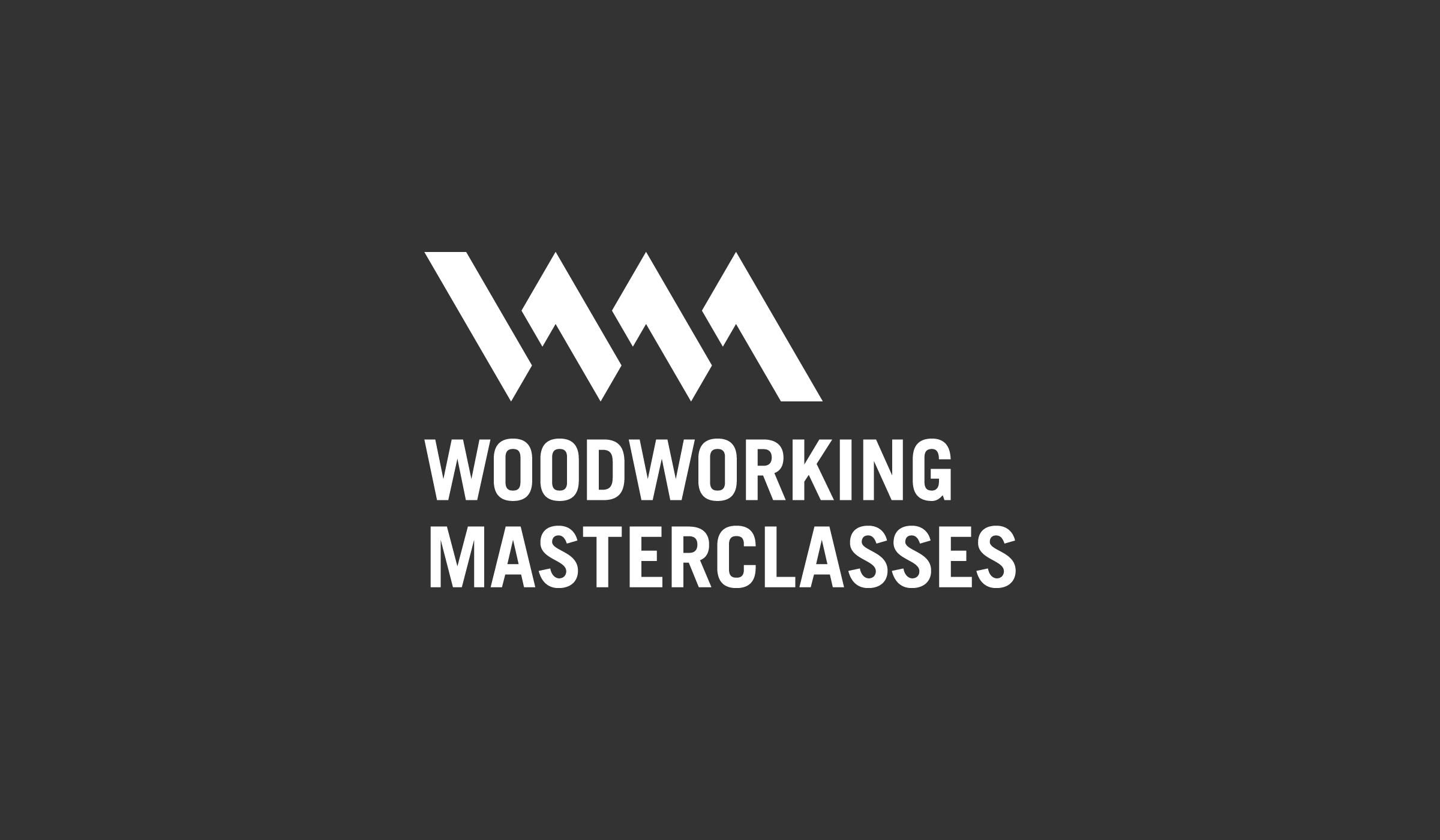 Woodworking Masterclasses logo
